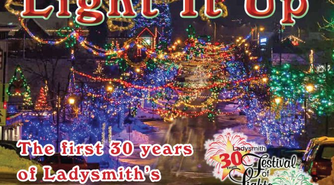 Light It Up Book – The First 30 Years